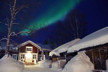 Foto del LAURI Historical Log House Manor en Rovaniemi