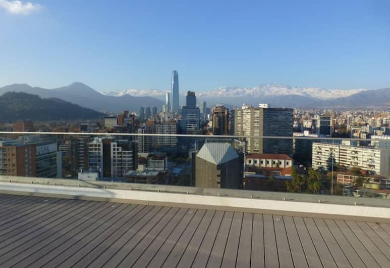 Travel Place Andino, Santiago, Terrass