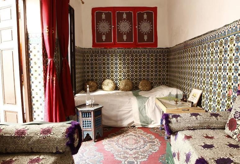達爾薩爾薩飯店, 馬拉喀什, 雙人房, 1 張標準雙人床, 非吸煙房, 客房