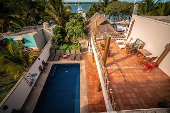 Picture of Hotel Boutique Skulls Landing in Isla Mujeres