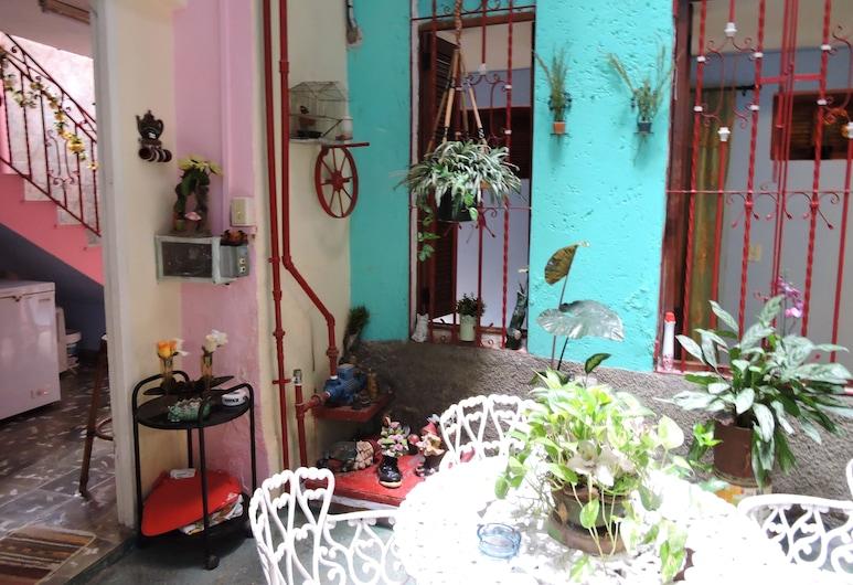 Casa Candida, Havana, Terrace/Patio