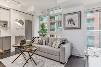 Picture of QuickStay - Classy & Rustic Downtown Condo in Toronto