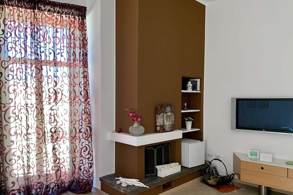 Luksus-suite - Opholdsområde