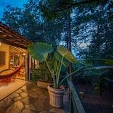 行政开放式套房, 花园景观 (Imperador) - 阳台