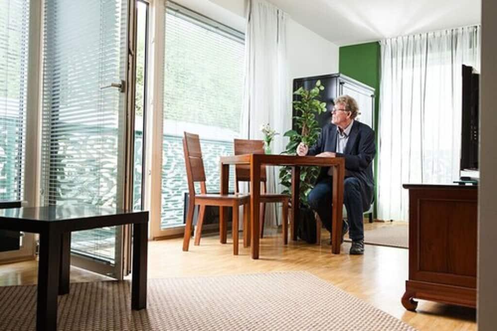 Superior-Apartment - Wohnbereich