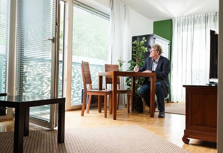 Heldts Apartment-Hotel, Eckernfoerde, Departamento superior, Sala de estar