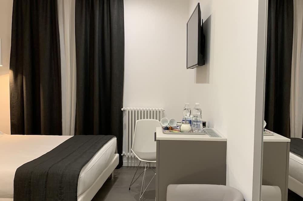 Dvivietis kambarys su pagrindiniais patogumais - Kambarys