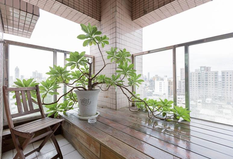 Star Hotel, Kaohsiung, Chambre Double Luxe, 1 lit double, non-fumeurs, vue ville, Chambre