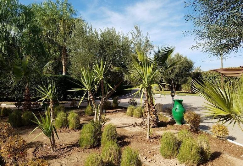 Villa Inès Garden, Oulad Hassoune, Сад