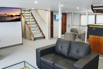 A(z) Boatel Cairns hotel fényképe itt: Cairns
