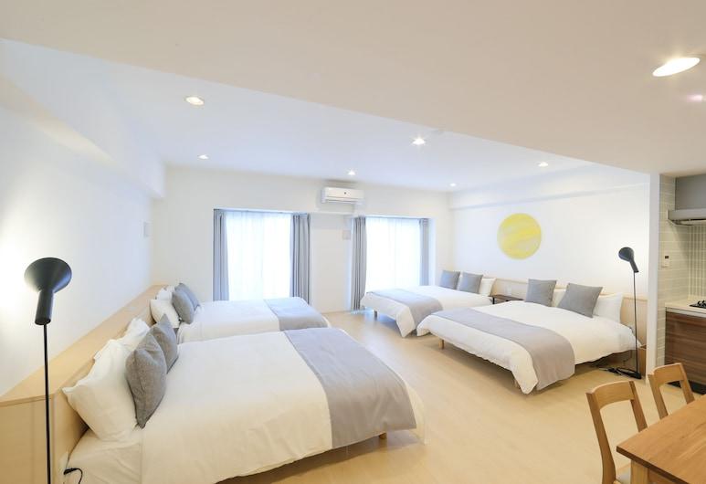 Nico Hotel, Osaka, Apartment, 4 Double Beds, Room