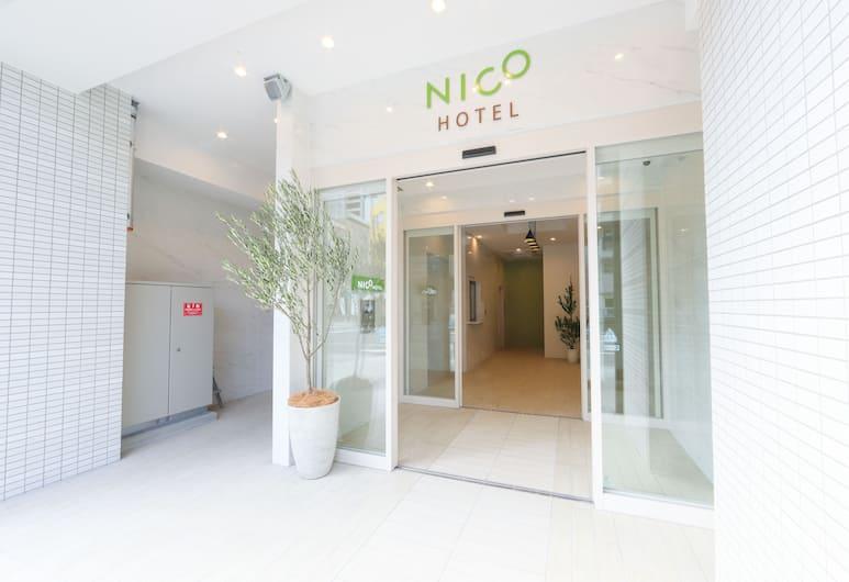 妮可酒店, 大阪