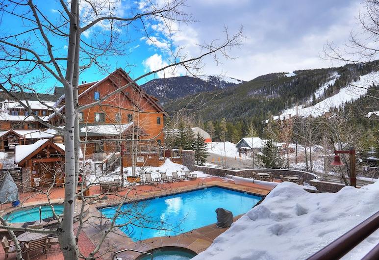 8480 Dakota Lodge - 2 Br Condo, Keystone, Lägenhet - 2 sovrum, Pool