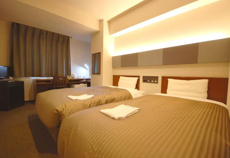 マリンホテル新館, 福岡市, スタンダード ツインルーム 禁煙, 客室