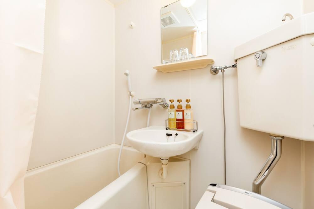 Twin kamer, niet-roken - Badkamer