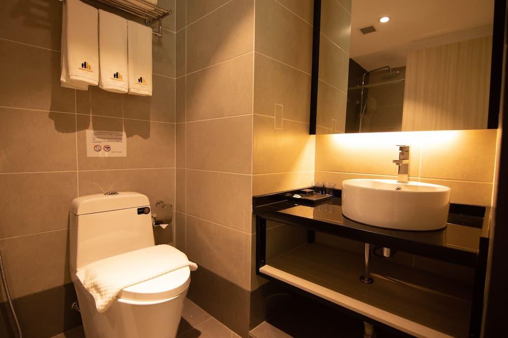 Standartinio tipo kambarys (King) - Vonios kambarys