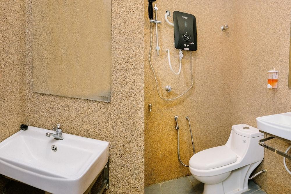 Family Suite, 2 Katil Kelamin (Double), Non Smoking - Bilik mandi