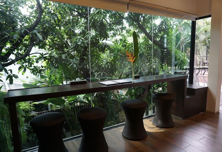 サード ロック ホステル, バンコク, Female Dormitory, テラス / パティオ