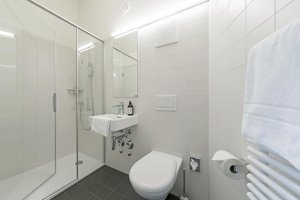Basic-Apartment - Badezimmer