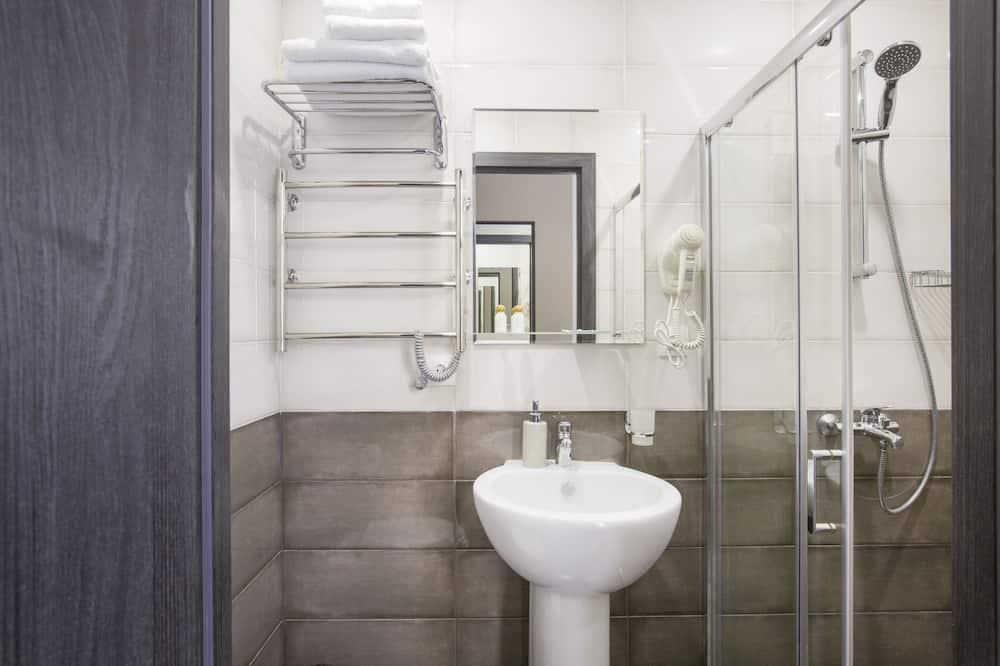 Standard Single Room, 1 Katil Bujang XL (Large Single) - Bilik mandi