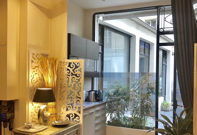 Classy Studios Louvre - Vendome, Paryż, Studio, Powierzchnia mieszkalna