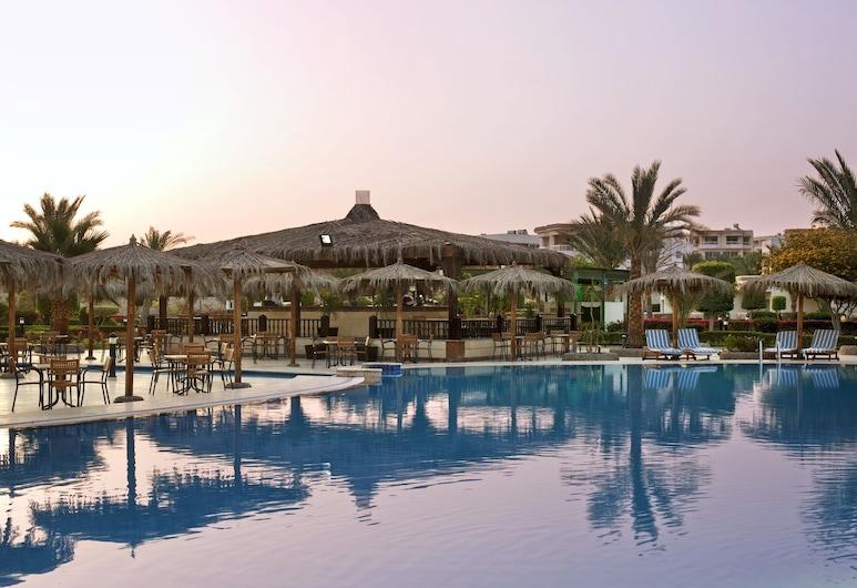 Hurghada Long Beach Resort - All Inclusive, Hurghada, Venkovní bazén