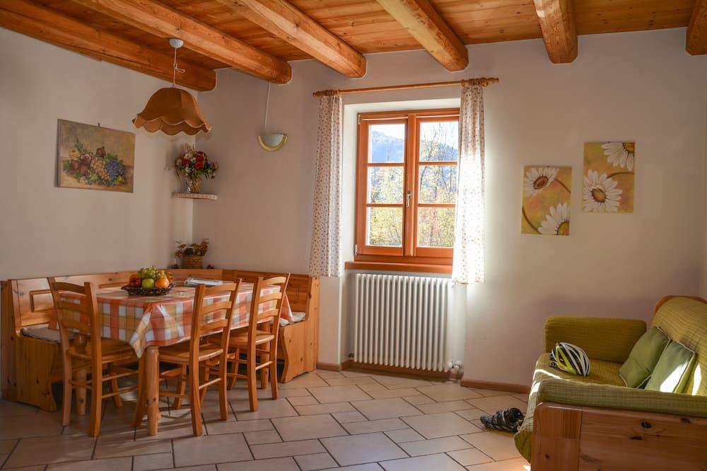 公寓, 2 間臥室 (3-7 Pax Girasole) - 客廳