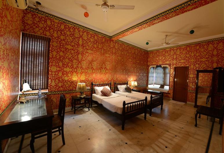 Hotel Harasar Haveli, Bikaner, Suite, Gjesterom