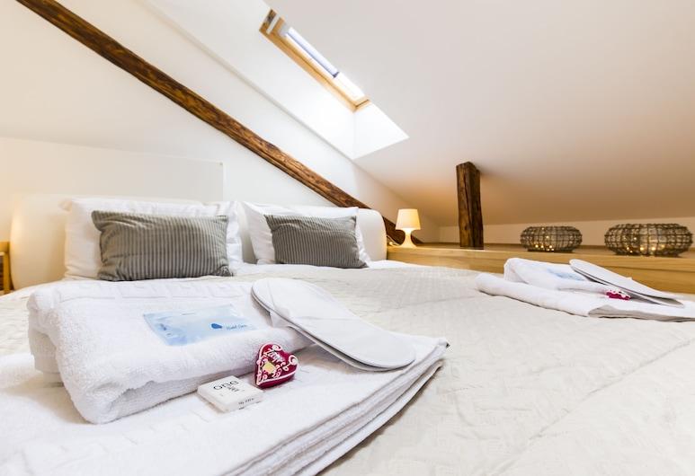 AS Apartment, Zagreb, Appartement, 1 slaapkamer, Kamer