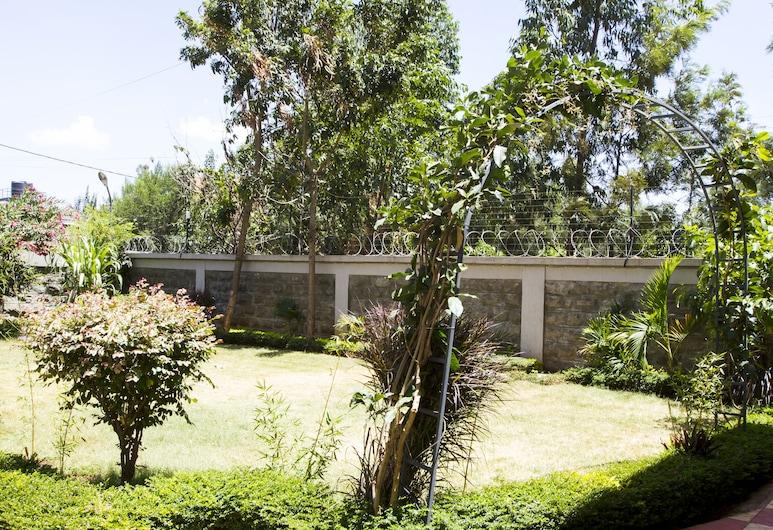 スタンジョ カレン スイーツ, ナイロビ, 庭園