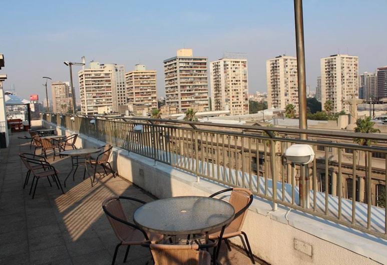 UH ApartHotel Lastarria 104, Santiago, Terrace/Patio