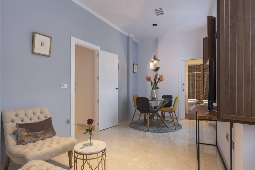 時尚公寓, 2 間臥室 (Aurora) - 客廳