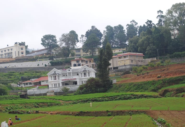 Ulo Armster Palace, Ooty, Buitenkant