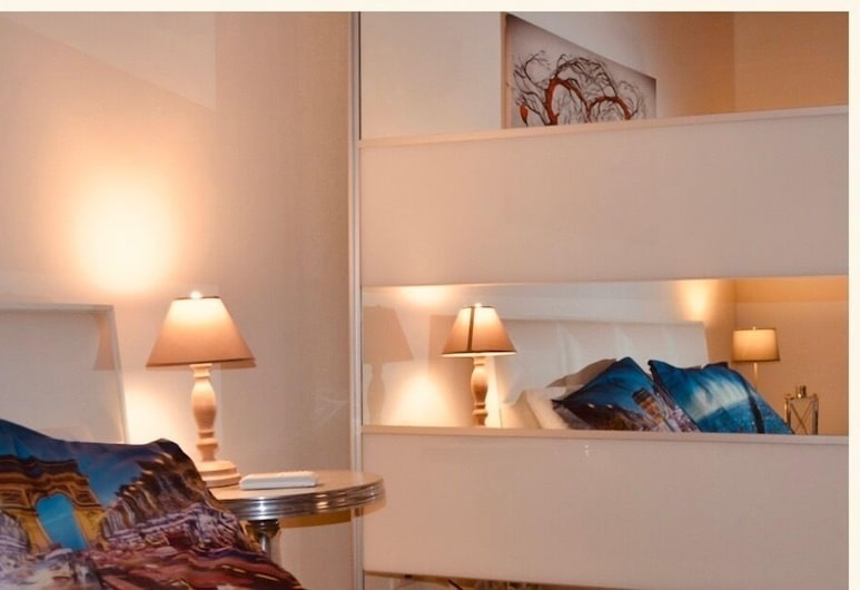 Laura lanza, Palermo, Appartamento Comfort, 1 camera da letto, Camera