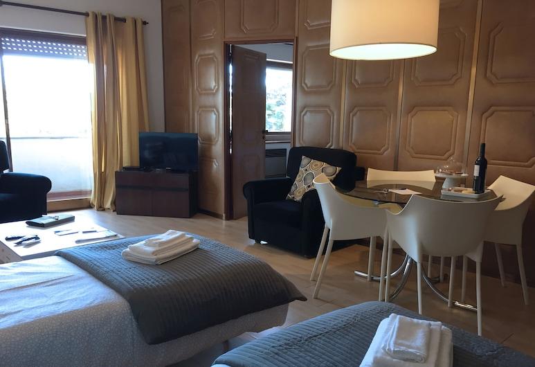 Costa do Sol Casino Apartment, Kaškaiša, Dzīvokļnumurs, viena guļamistaba, balkons, Numura ēdamzona