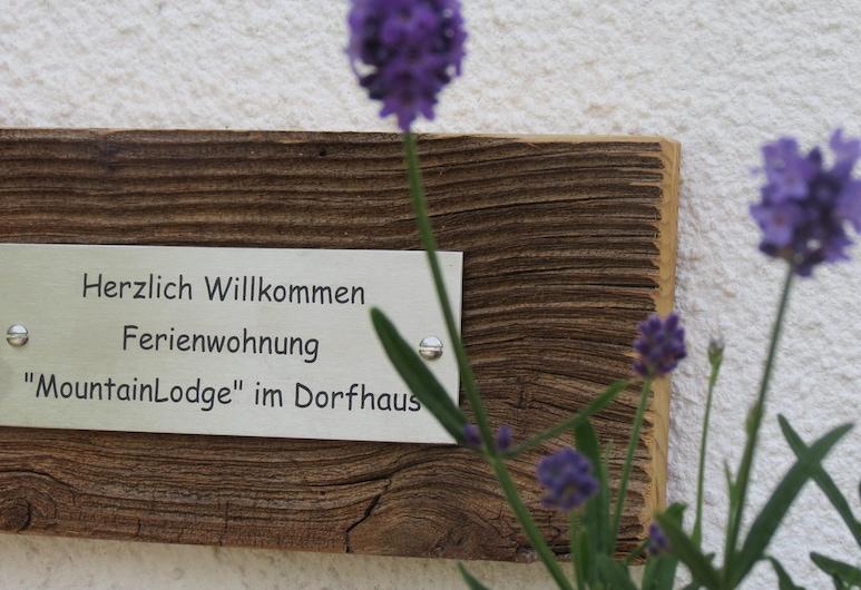 MOUNTAINLODGE DORFHAUS, Lenggries, Välisilme