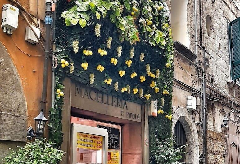 Francesca Holiday Home, Napoli, Esterni