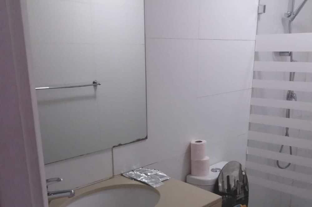 Traditional-Apartment - Badezimmer