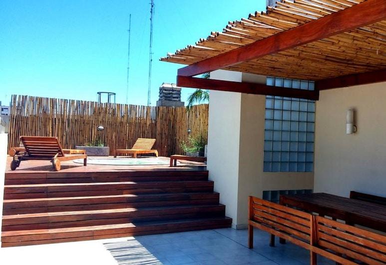 亞爾克卡亞俄開放式公寓套房酒店, Buenos Aires, 陽台