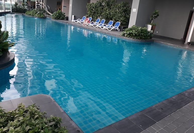 薩朗之家公寓酒店, 吉隆坡, 泳池