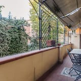 Apartamentai, 1 miegamasis - Balkonas