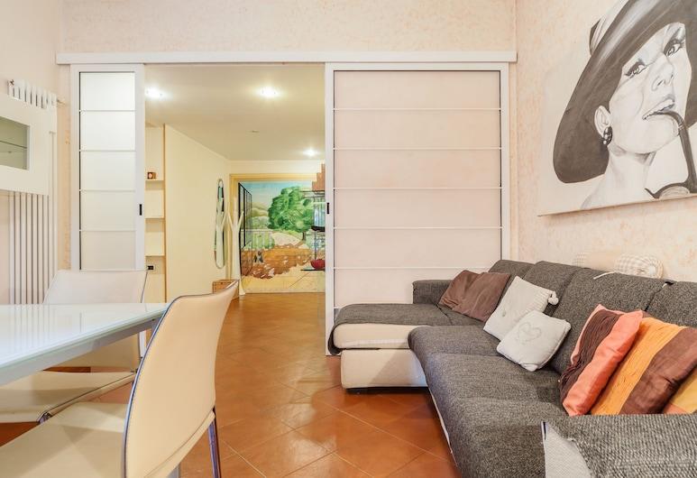 Secret Garden Apartment Bologna, Bolonia, Apartament, 1 sypialnia, Powierzchnia mieszkalna