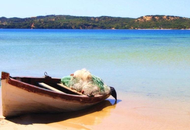 Serenity Nhabanga, Praia Do Bilene, Παραλία
