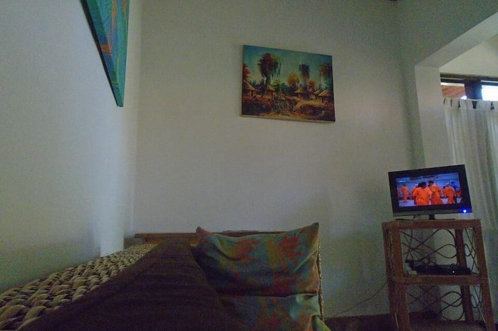 Deluxe Double Room, 1 Double Bed - Television
