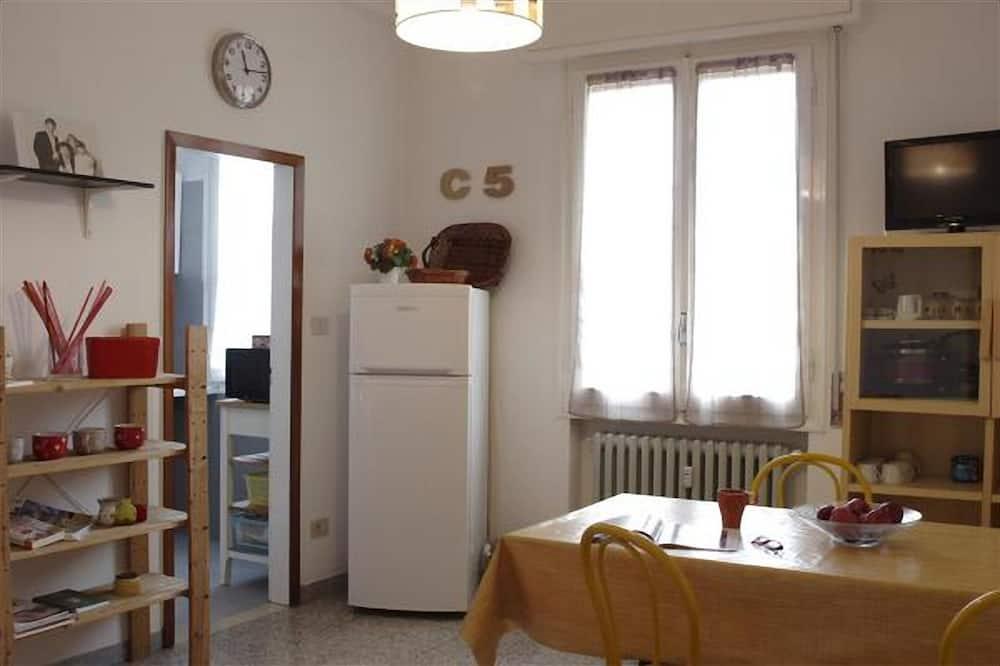 Apartmán, 2 ložnice - Stravování na pokoji