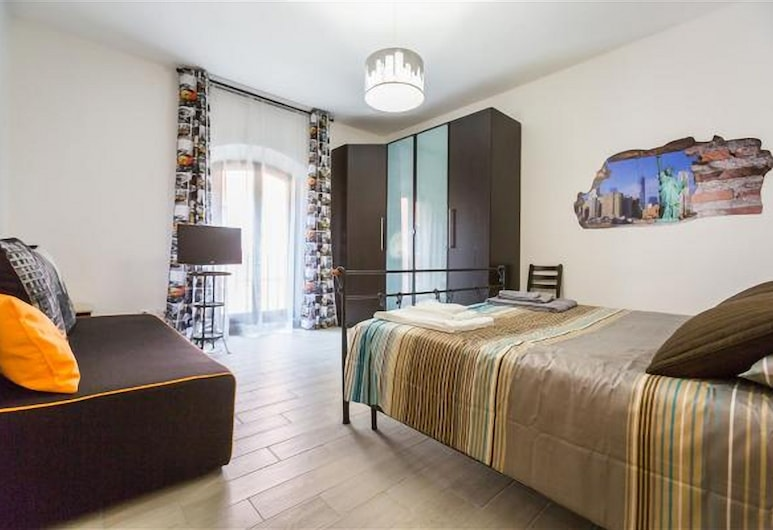 Bologna Butterfly Apartment, Bologna, Appartamento, 2 camere da letto, Camera