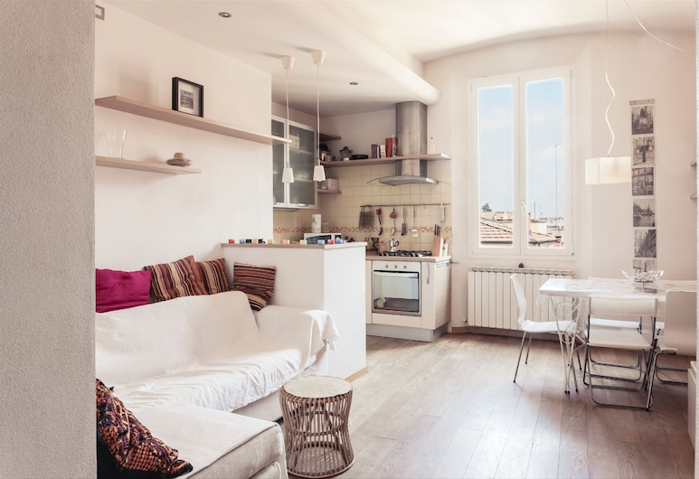 Skyline Central Apartment , Bologna, Apartment, 2 Bedrooms, Private kitchen