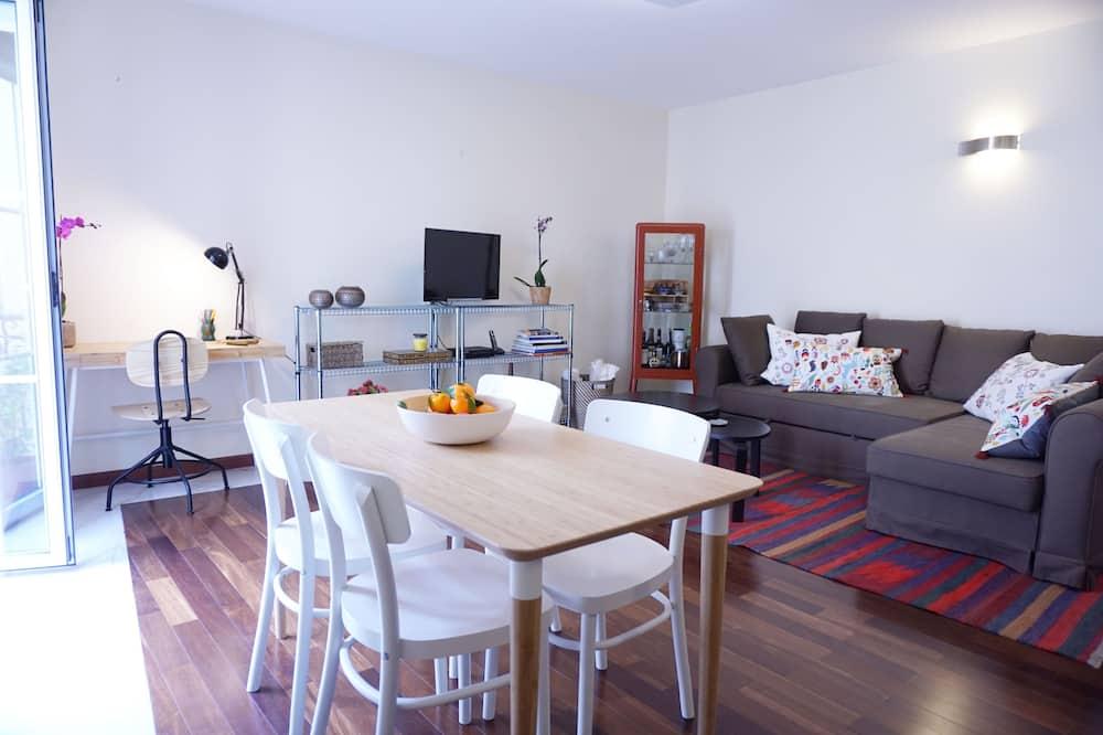 公寓, 1 間臥室, 陽台 - 客房餐飲服務