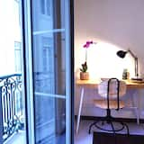 公寓, 1 間臥室, 陽台 - 客廳