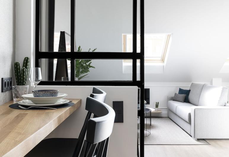 Aspasios Abada Apartments, Madrid, Deluxe-Apartment, 2Schlafzimmer, 2 Bäder, Eigene Küche